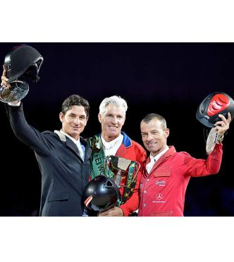 Sparkling Line-Up of Jumping Super-Stars for Rolex Final