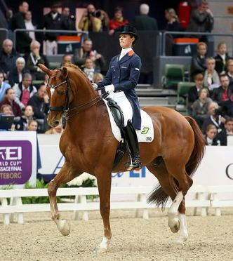 Adelinde Cornelissen and Jerich Parzival Back on Top of World Rankings