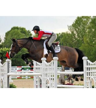 Reed Kessler and Mika Lead Open Jumpers to Kick Off Kentucky Spring Horse Show
