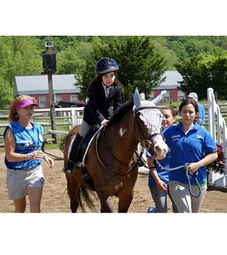 Pegasus Therapeutic Riding Gives Students Wings to Soar Past Challenges