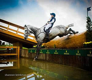 Coudray Finishes in Tenth, Land Rover U.S. Eventing Team Is Seventh in Aachen CICO3*