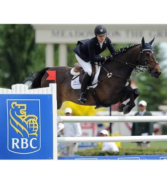 Brianne Goutal and Onira Win $50,000 RBC Financial Group Cup 1.60m