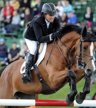 Beezie Madden Two for Two on Friday at Spruce Meadows 'National' Tournament