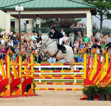 Karina Aziz and Top Gun Have Their First Grand Prix Victory at Summer in the Rockies IV