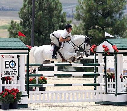Granato and Hope Go One-Two in the $15,000 Welcome Stake at Summer in the Rockies V
