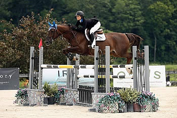 Cloe Hymowitz Goes Two for Two in NAL Low Jr./A-O Classic at Vermont Summer Festival