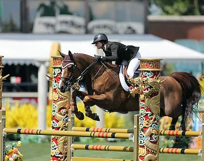Reed Kessler and Cylana Are Double Clear for Victory in $200,000 ATCO Power Queen Elizabeth II Cup