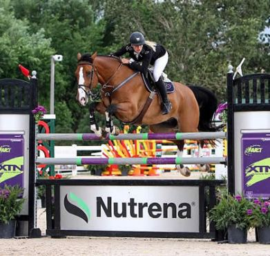 Kristen VanderVeen Wins $40,000 Holiday Inn of Parker Grand Prix at Summer in the Rockies V