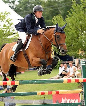 Olympic Gold Medalist Peter Wylde Wins $30,000 Vermont Grand Prix