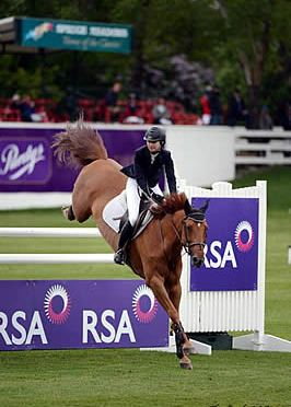 Young Rider Abigail McArdle Dominates International FEI Competitions