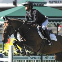 Kent Farrington and Blue Angel