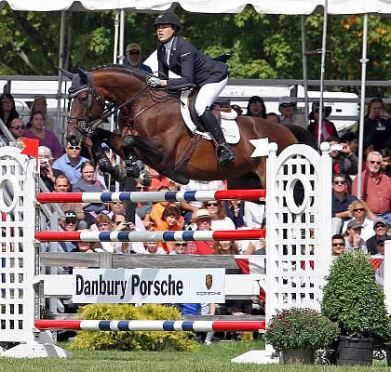 Brianne Goutal and Nice De Prissey Gallop to Victory in $200,000 American Gold Cup