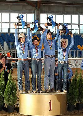 Golden Hat-Trick for Italy While Germany Takes Junior Individual Title