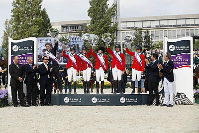 USA Win Through in Thrilling Consolation Class at Furusiyya Final