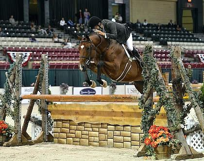 Third Time's a Charm for French and Small Affair in $25,000 WCHR Professional Challenge
