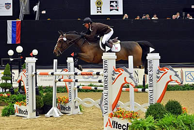 Todd Minikus Wins Taylor Harris $50,000 Open Jumper Welcome Speed at Alltech National Horse Show