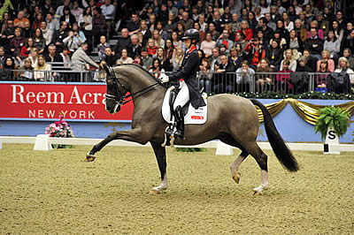 Mouth-Watering Line-Up for the Reem Acra FEI World Cup Dressage Leg at Olympia Horse Show