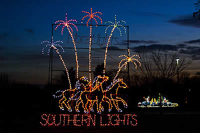 Southern Lights Holiday Festival Celebrates 20th Anniversary