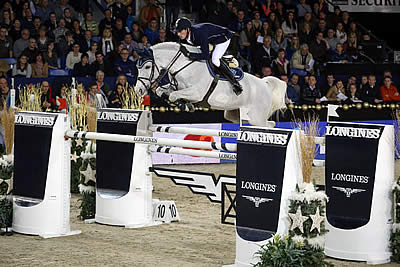 Deusser and Cornet d'Amour Turn On the Magic at Mechelen