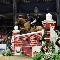 Ben Maher and Noctambule Courcelle