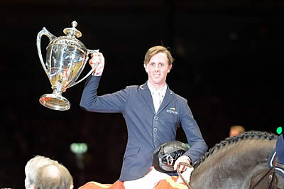 Ben Maher Proves He Still Has the X-Factor