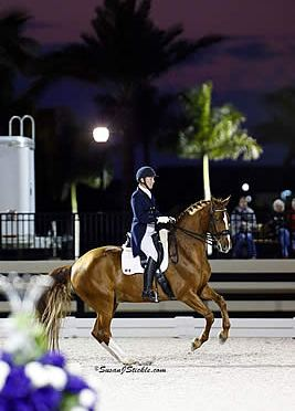 Diane Creech and Devon L Take Second in World Cup Qualifier