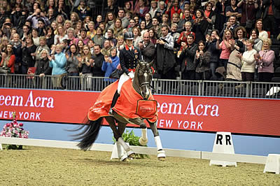 Record Breaking Year at Olympia, The London International Horse Show