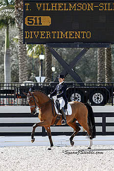 Tinne Vilhelmson-Silfven Clinches Another Win at AGDF 3, This Time with Divertimento