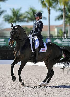 USA-1 Leads after Day One of Stillpoint Farm CDIO Nations Cup Competition at AGDF