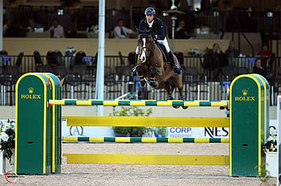 Maher and Foster Share Top Honors in $125k Ruby et Violette WEF Challenge Cup Round 5