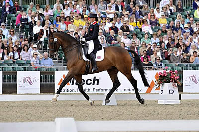 International and National Dressage Makes Welcome Return to CHI Royal Windsor Horse Show