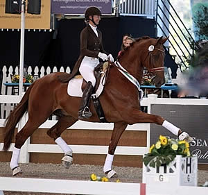 Horse Radio Network Features Dressage/Para-Dressage Trainers Heather Blitz and Jim Koford