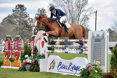 Bugatti and Genn Win the $77,700 Governor's Cup Grand Prix