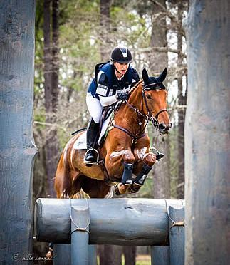 Marilyn Little and RF Demeter Make Steady Climb to the Top at the Carolina International CIC3*
