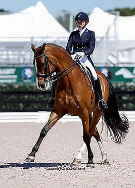 Devon Kane Coaches Students to Success at 2014 Adequan GDF 9 National Show