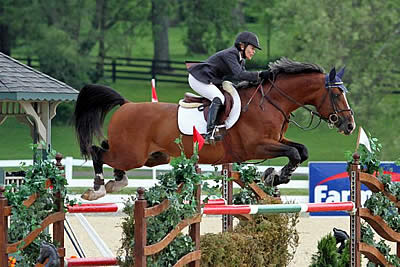 USA's Top Riders Gather to Compete in Two $75,000 Grand Prix Events at Kentucky Spring Horse Shows