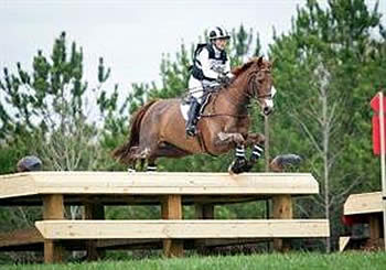 Halpin and Manoir De Carneville Have Perfect Timing in CIC3* Win at The Fork