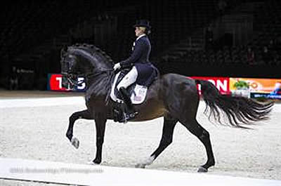 Konyot and Parra Close Out 2014 Reem Acra FEI World Cup Dressage Final with Improved Scores