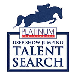 USEF Announces Dates & Locations of 2014 Platinum Performance/USEF Show Jumping Talent Search Finals