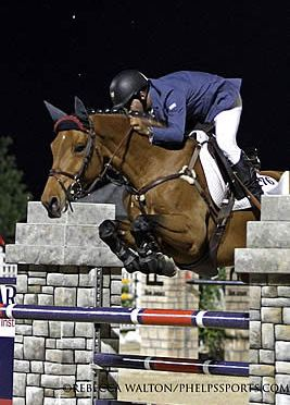 Pablo Barrios Claims Another Early Lead in Hagyard Challenge Series Standings