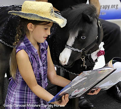 A Teacher's Last Gift – Gentle Carousel Miniature Therapy Horses
