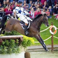 William Fox-Pitt (GBR), multiple Olympic, World and European Eventing medallist, pictured here at the London 2012 Olympic Games, is now leading the FEI World Eventing Rankings.