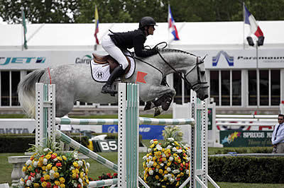 Darragh Kenny and Alpha VDL Win McDaniel & Assoc. Cup at Spruce Meadows