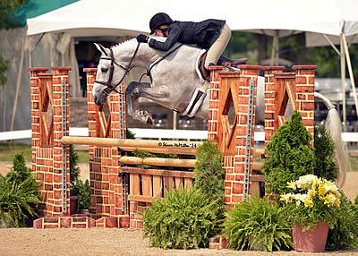 Kelley Farmer Keeps Winning at Kentucky Summer Horse Show