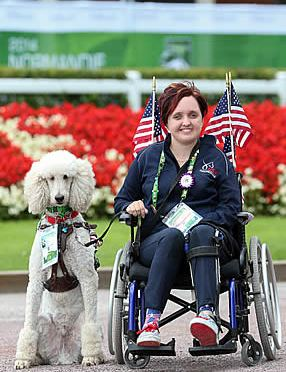 Sydney Collier Carries the Para-Equestrian Torch