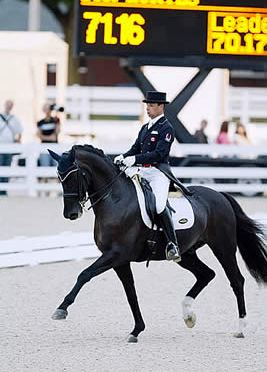 David Marcus to Compete at Central Park Horse Show