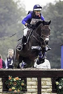 Dutton Climbs the Leaderboard Cross Country Day at Fidelity Blenheim Int'l Horse Trials