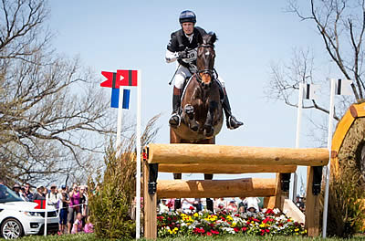 Fox-Pitt Holds Pole Position at Burghley