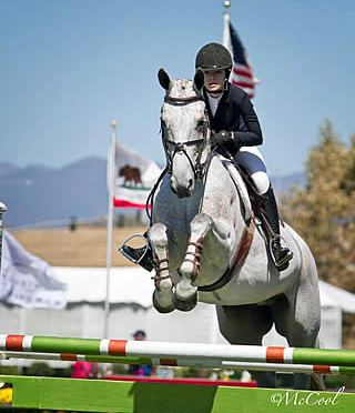 Sydney Hutchins Wins 2014 USEF Show Jumping Talent Search Finals West