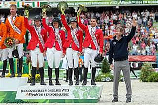 US Wraps Up Strong Performances with Three Medals in Week Two of WEG